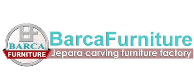 Barca furniture jepara logo