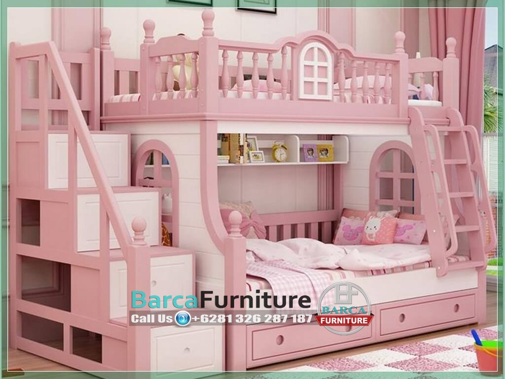 Furniture Anak Cat Duco